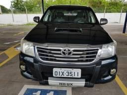 Hillux SRV(AUTOMATICA)4X4 ANO:2012 COM CONTROLE DETRACAO - 2012