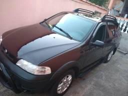 Vendo ou troco por carro mais novo 2010 a 2012 - 2001