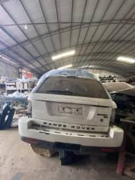 Sucata para retirada de peças- Range Rover Sport 2010