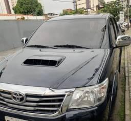 Hilux SRV Diesel 2015 Novíssima - 2015