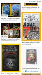 Vendo revistas National Geografic