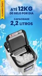 Título do anúncio: Máquina de gelo 12kg ideal para pequenas lanchonete JM
