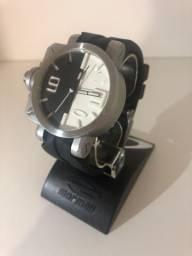 Usado, RELOGIO OAKLEY GEARBOX BLACK WHITE - Seminovo -100% Original comprar usado  Contagem
