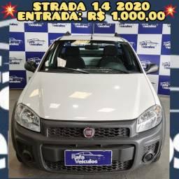 Vem pra Rafa Veículos Strada 2020 flex com welington $$4$$