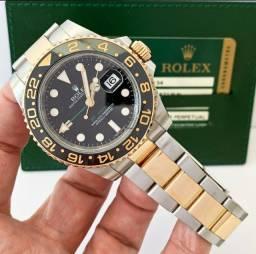 Relogio Rolex Misto GMT Master 2