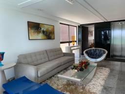 JF- Edf Dolores Moura, 03 quartos em Boa Viagem - Semi Mobiliado