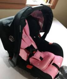 Bebê conforto cosco nexus rosa