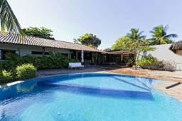 JF Casa à Venda, com 5 quartos/suítes na Beira Mar da Praia de Maria Farinha