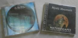 Lote CD - Celtic Mystery + Mystic Mountain + Transcendence + Shabda