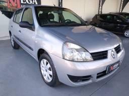 Clio Sedan 1.6 Flex