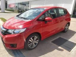 Honda Fit Ex 14-15 CARRO EXTRA baixa KM Automático
