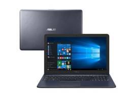 Notebook Asus 4Gb 500Gb