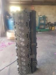 Cabeçote motor Cummis série C motor 220