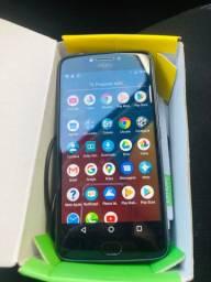 Moto E4 plus celular zero sem detalha