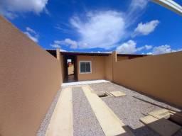 DP casa nova com entrada a partir de 5 mil reais com 2 quartos e 1 banheiros