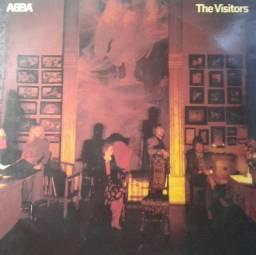 """Disco ABBA """"The visitors"""", de 1981 - raridade"""