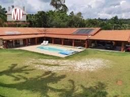 Chácara maravilhosa, com 4 dormitórios, piscina, pomar, à venda em Pinhalzinho/SP