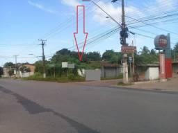 Alugo um terreno na estrada de Ribamar