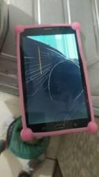 Tablet Samsung A6 quebrado