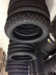Super promoção!! pneus de moto 100/90 18 a partir de 192,45 reais cada!!