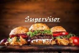Supervisor Hamburgeria