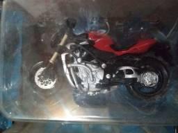 Lindas miniaturas de motos