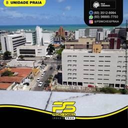 Apartamento com 3 dormitórios para alugar, 78 m² por R$ 3.500,00/mês - Tambaú - João Pesso