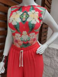 Título do anúncio: Body suplex floral