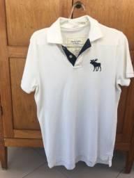 Camisa de Malha Abercrombie