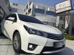COROLLA 2016/2017 2.0 ALTIS 16V FLEX 4P AUTOMÁTICO