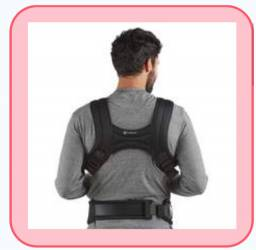 Cangurú baby carrier countours
