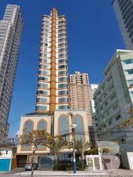 Apartamento frente mar, novo, 01 suíte + 02 dormitórios, espaço gourmet, 02 vagas de garag