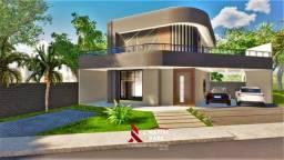 Título do anúncio: Casa de condomínio para venda com 329 metros quadrados com 4 quartos