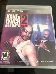 Jogo PlayStation 3 - Kane & Linch 2 Dog Days