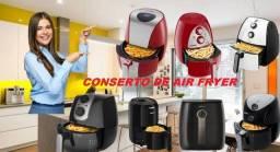 Título do anúncio: conserto de fritadeira air fryer