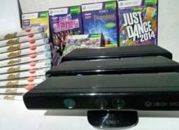 Kinect para Xbox 360.- Aceitamos cartões - entregamos