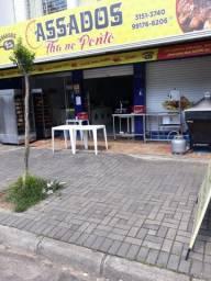 loja de carnes assadas para venda no Tatuquara