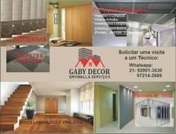 Serviço de Drywall e Acartonado