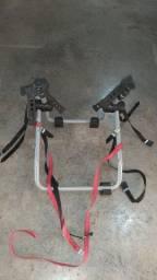 Suporte Porta Malas Transbike Universal P/ 3 Bikes Eqmax Zx (Excelente)