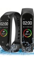 Relógio digital via Bluetooth
