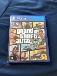 Título do anúncio: GTA 5 para PS4