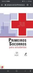 Livro primeiros socorros para estudantes 10 ed