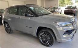 Título do anúncio: Jeep Compass S Flex Top de Linha 2022 0km Venha Sair de Carro Novo !!!