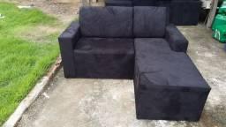 Sofá de 2 lugares para kitnet