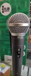 Título do anúncio: Microfone novo na caixa profissional