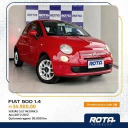 Fiat 500 Cult Muito novo