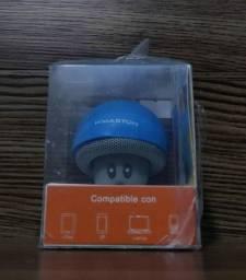 Caixa de som cogumelo wireless hmaston