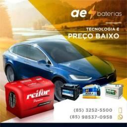 Bateria kwid, bateria etios, bateria hb20, bateria nova 1 ano garantia