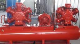 Compressor 120 pés