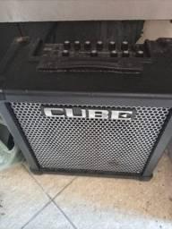 Título do anúncio: Amplificador Roland Cube 40gx